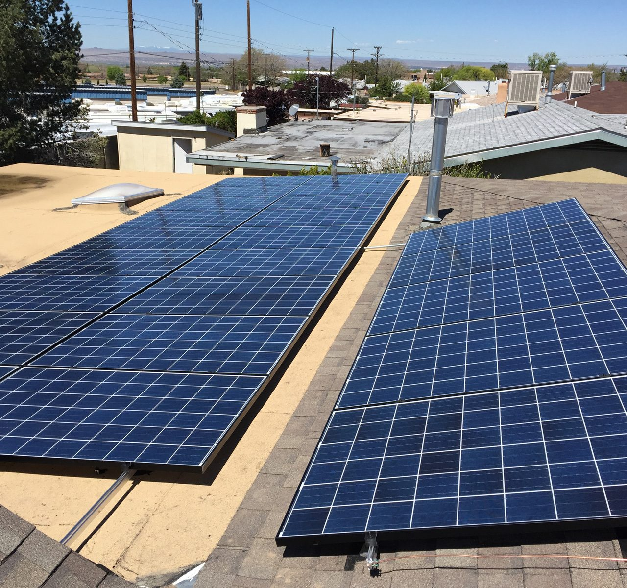 Solar Installation Project - By Poulin Solar Pro